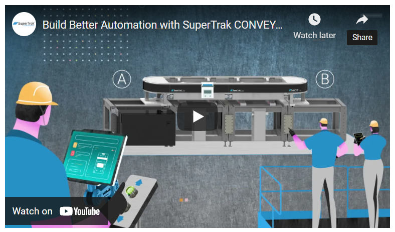 Smart Conveyance Overview Video