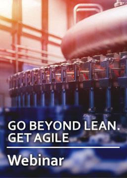 Go Beyond Lean. Get Agile Webinar