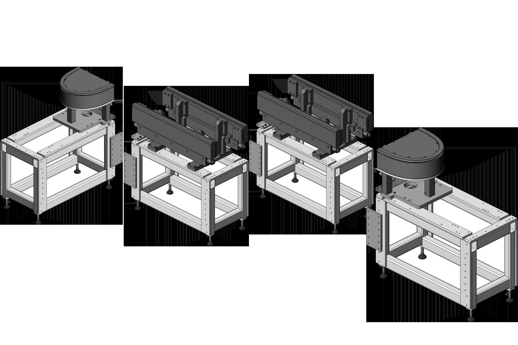 GEN3 modular trak